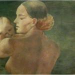 Deineka-la madre